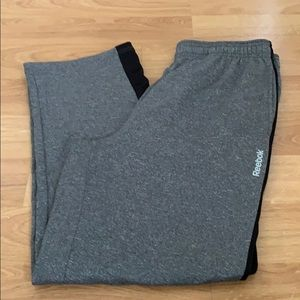 Men's Reebok Sweatpants Large